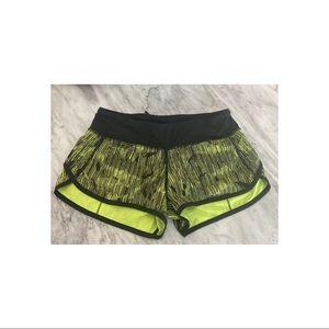 Lululemon Speed Shorts 4